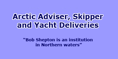 Bob Shepton's Experienced Yacht Skipper And Yacht Delivery Services